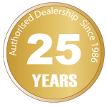Over 25 years as authorised dealer for Sharp and Cicoh