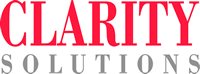 Clarity Solutions Printers Copiers Logo