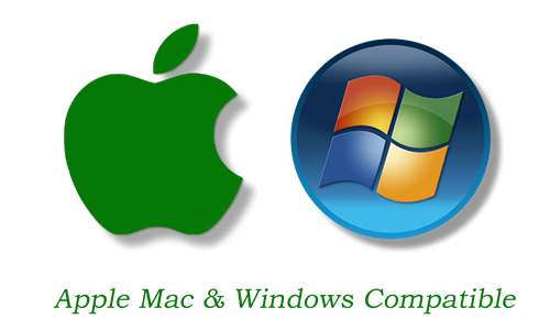 Printer compatible with Apple and Windows