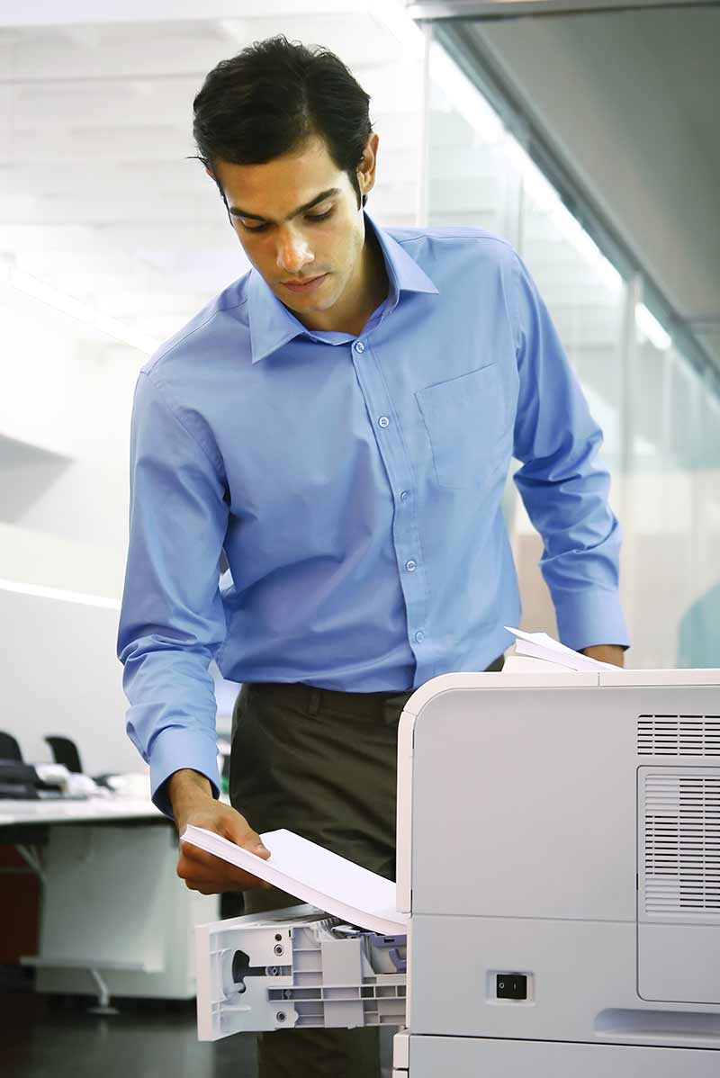 printers and copiers for office